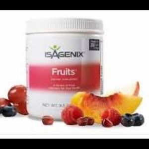 Other - Isagenix Fruits...Never Opened...Exp. date 03/2020